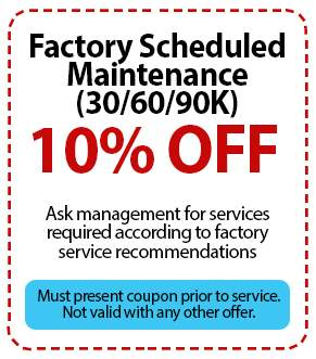 Factory Scheduled Maintenance